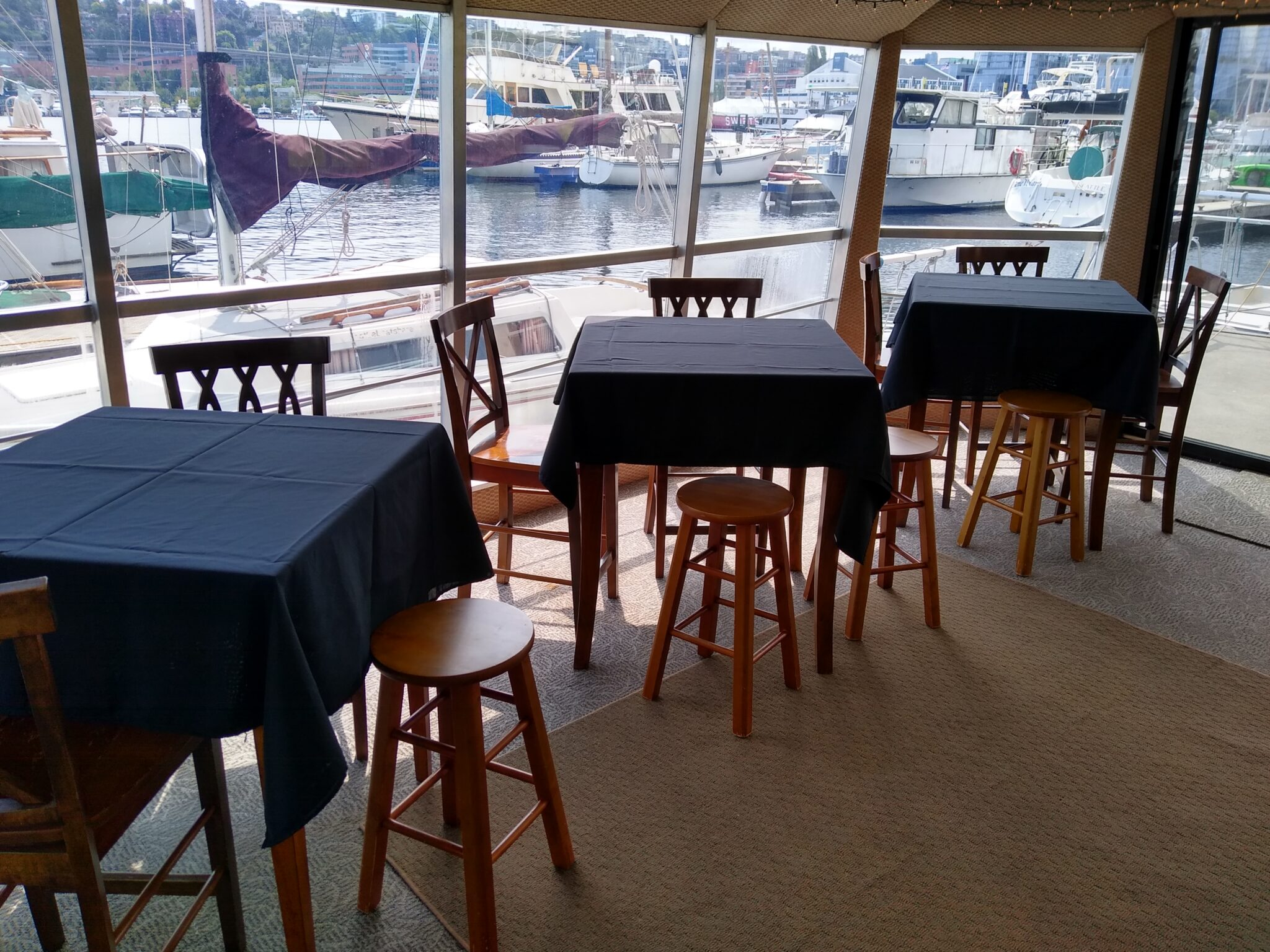 Glass Slipper Dockside Only Lake Union Charters And